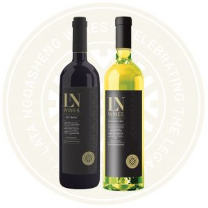 LN WINES RED WHITE MIX CASE