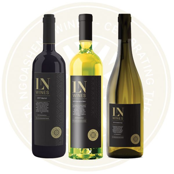 LN WINES WINE LOVERS MIX CASE