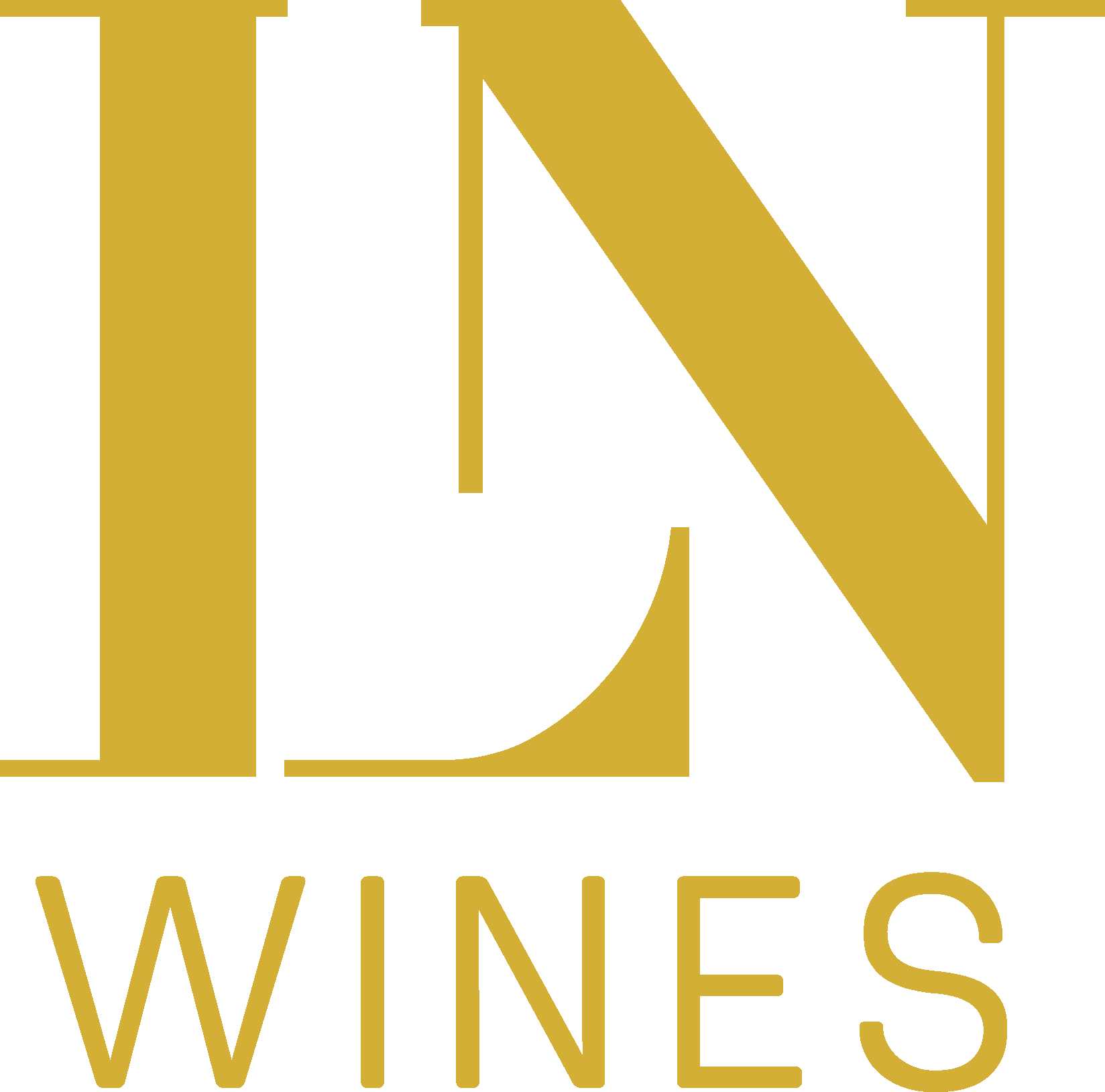 LN Wines Logo GOLD